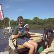 """""""Deja de ir a la deriva, empieza a remar"""", el libro de Roz Savage del Pacífico"""