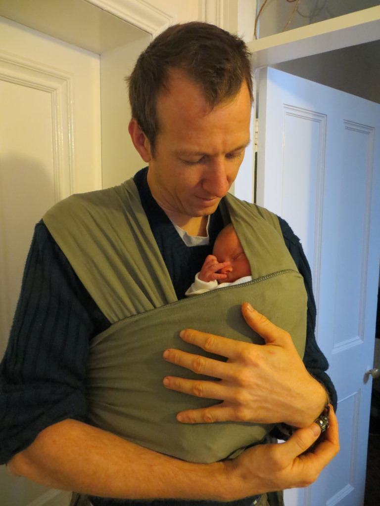 David with Theo